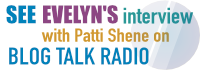 Evelyn On BlogTalkRadio